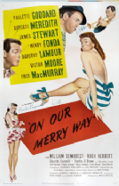 On Our Merry Way 1948 DVD - Paulette Goddard / James Stewart